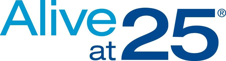 ALIVE AT 25 - Find and/or register for a class